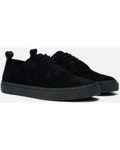 Замшевые ботинки с подкладкой Fred Perry