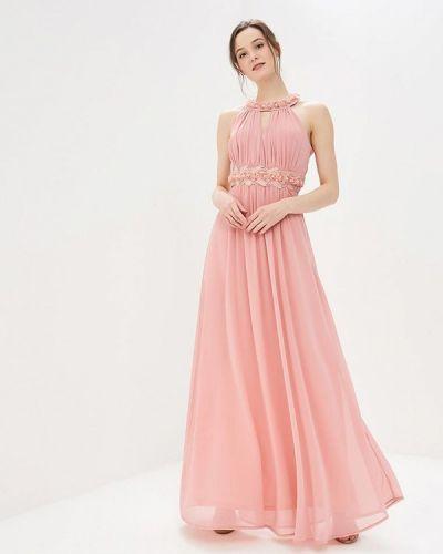 Вечернее платье розовое Ad Lib