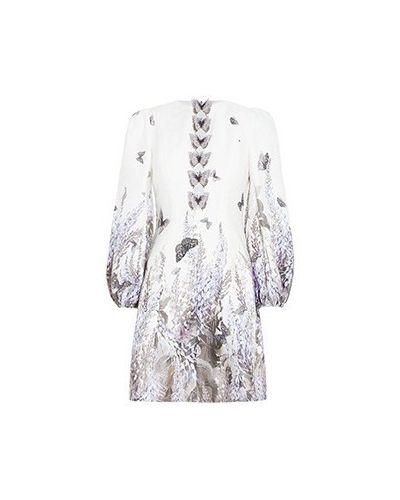 Платье - белое Zimmermann