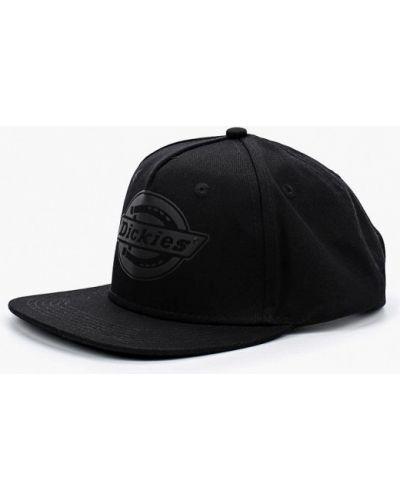 Черная бейсболка Dickies