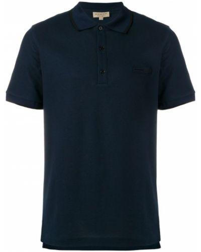 Рубашка с короткими рукавами классическая прямая Burberry