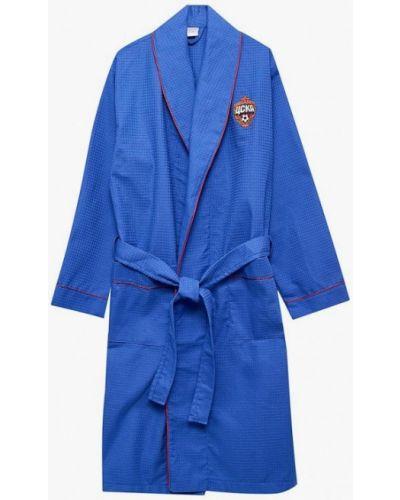 Синий халат цска