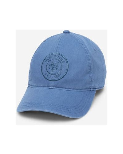 Klasyczna czapka z daszkiem bawełniana z klamrą Marc O Polo