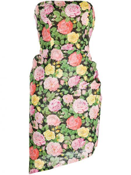 Платье розовое винтажная Yves Saint Laurent Pre-owned