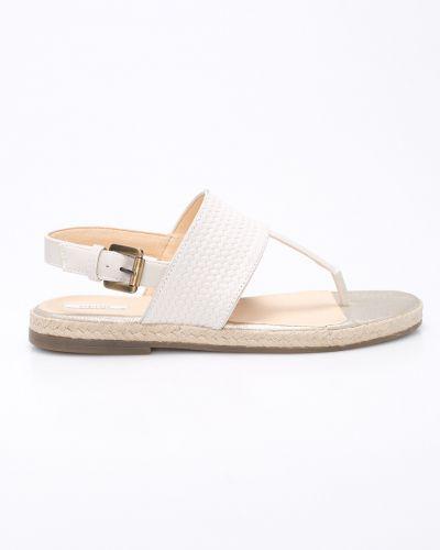 Белые сандалии Geox