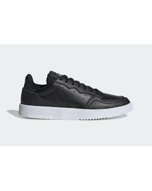 Skórzane sneakersy miękki Adidas