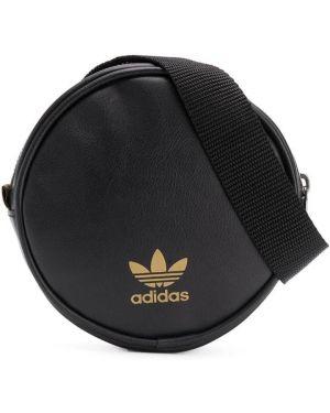 Поясная сумка на плечо круглая Adidas