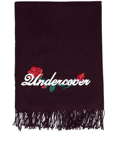 Шапка кашемировая с логотипом Undercover
