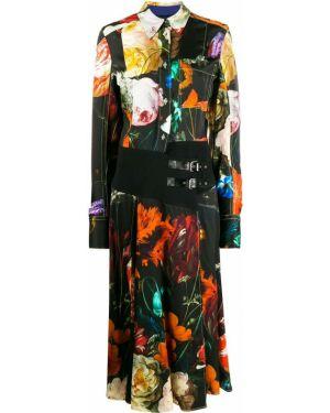 Прямое классическое облегающее платье Paul Smith