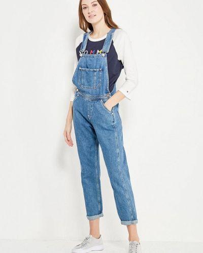 Джинсовые комбинезоны Tommy Jeans