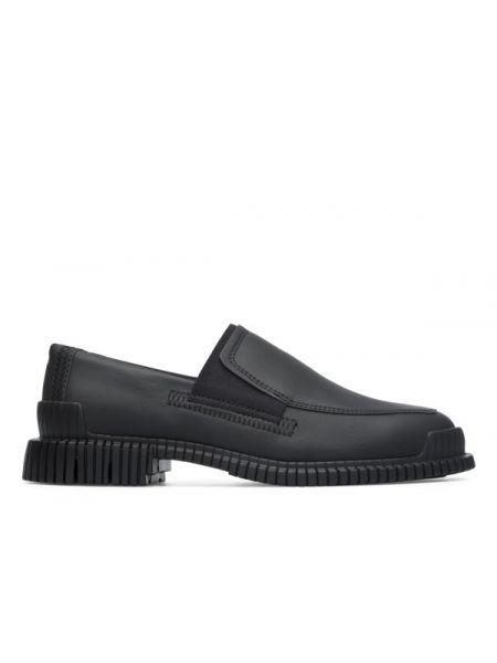 Czarne sport sandały skorzane Camper