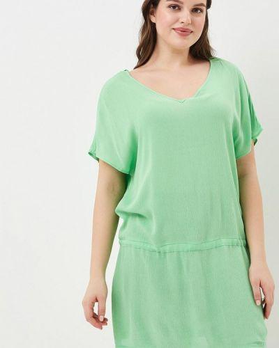 Туника зеленый Lina