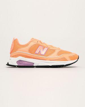 Buty na obcasie na pięcie ażurowy New Balance