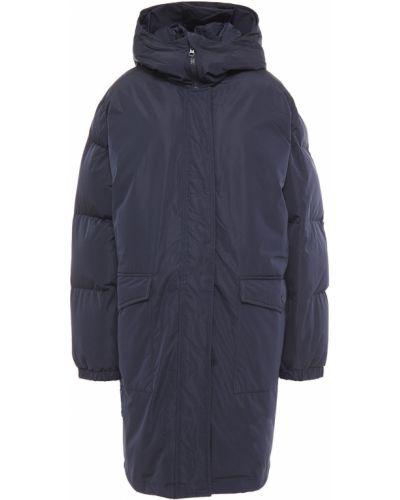 Текстильное стеганое пальто с манжетами SamsØe Φ SamsØe