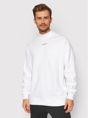 Dres - biały Calvin Klein Jeans