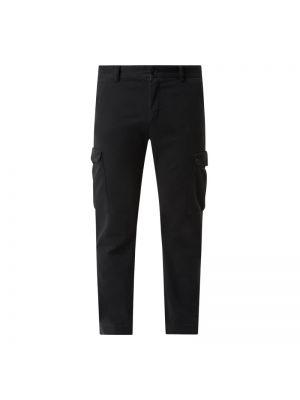 Spodnie bawełniane - niebieskie Mos Mosh