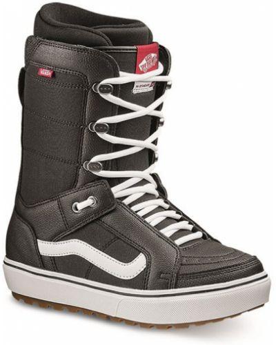 Ботинки на шнуровке - белые Vans
