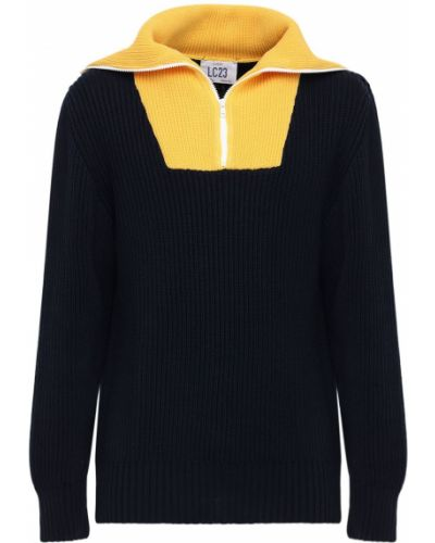 Sweter wełniany Lc23
