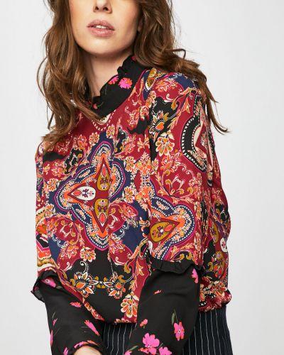 Блузка с манжетами прямая Only