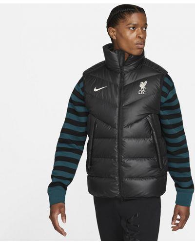 Черная жилетка Nike