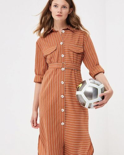 Платье платье-рубашка весеннее Clabin
