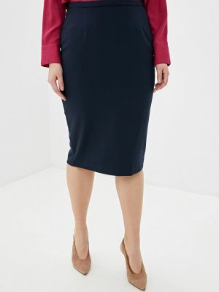 Юбка - синяя Marks & Spencer