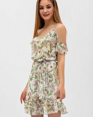 Белое платье Itelle