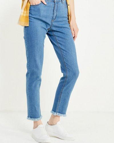 Синие джинсы-скинни Cocos