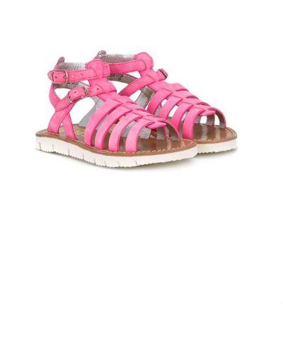 Сандалии розовый Pom D'api