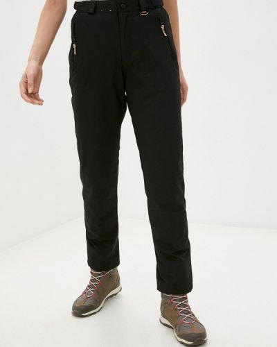 Черные утепленные брюки Torstai