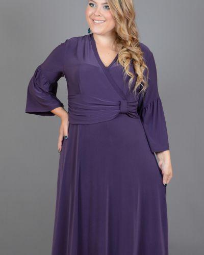 Платье с запахом с V-образным вырезом Avigal (avrora)
