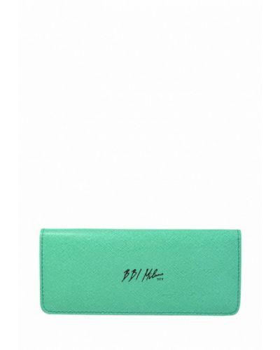 Зеленый кошелек Bb1