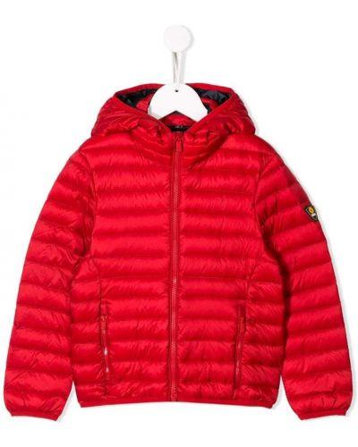 Пуховик красный с капюшоном Ciesse Piumini Junior