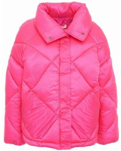 Różowa kurtka Oof Wear