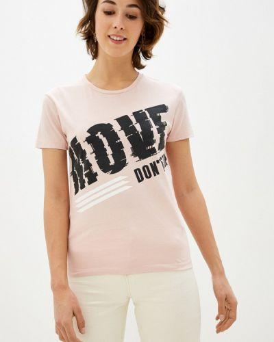 Розовая футболка Mark Formelle