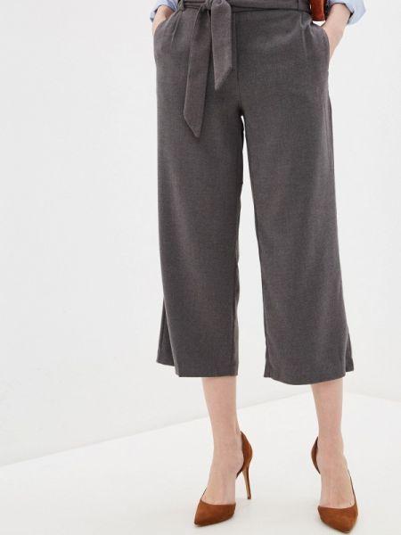 Клубные серые брюки Concept Club