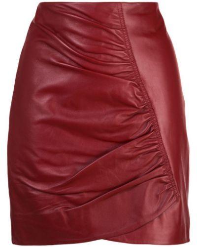 Плиссированная юбка мини Robert Rodriguez Studio