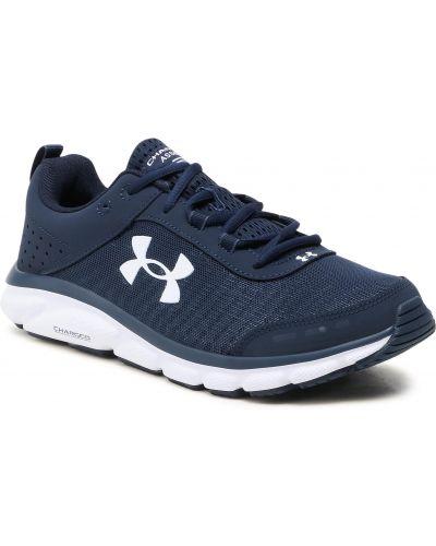 Niebieskie sneakersy Under Armour