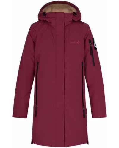 Флисовая куртка - коричневая Red Fox