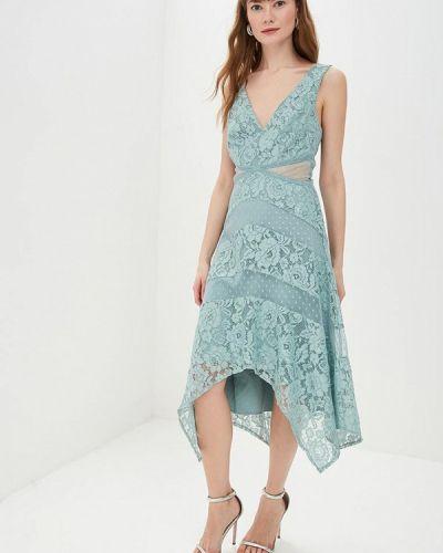 Вечернее платье бирюзовый Little Mistress