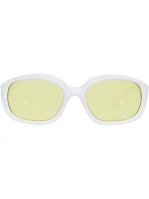 Białe okulary Burberry Eyewear