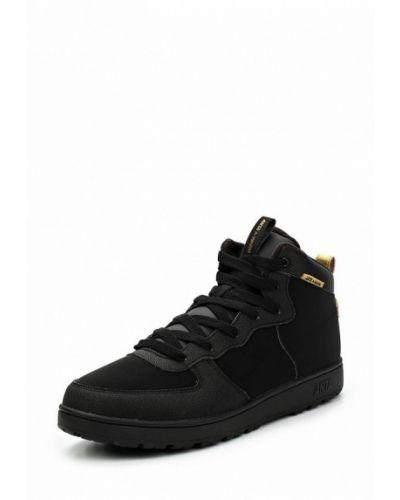 Черные кроссовки Anta