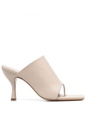 Мюли на каблуке Gia Couture