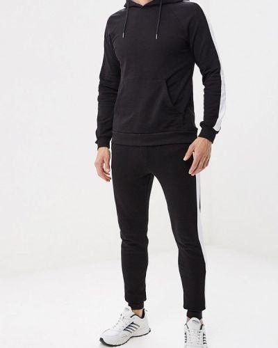 Спортивный костюм черный Aarhon
