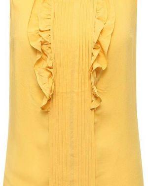 Желтая блузка Finn Flare