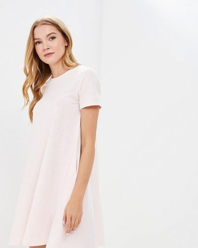 Розовое платье весеннее Cheap Monday