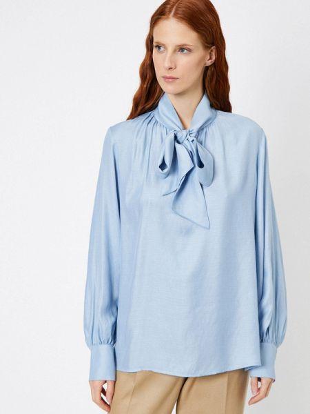 Блузка с бантом весенний Koton