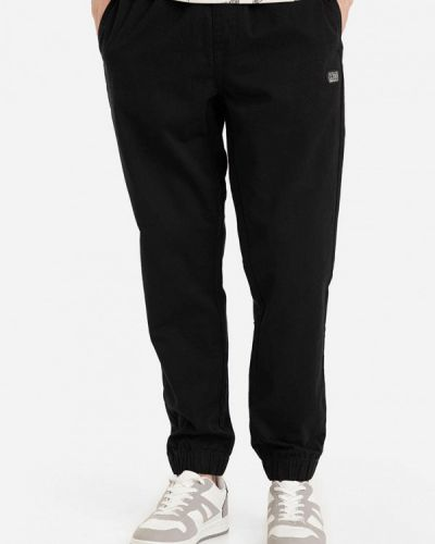 Черные зимние джоггеры Gloria Jeans