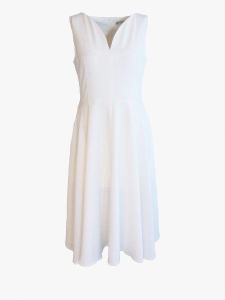 Платье рубашка - белое Mexx