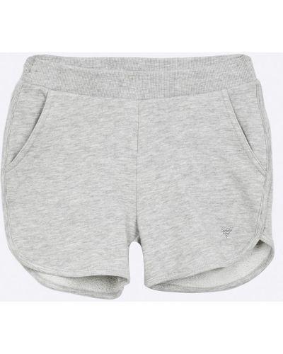 Шорты эластичные на резинке Guess Jeans